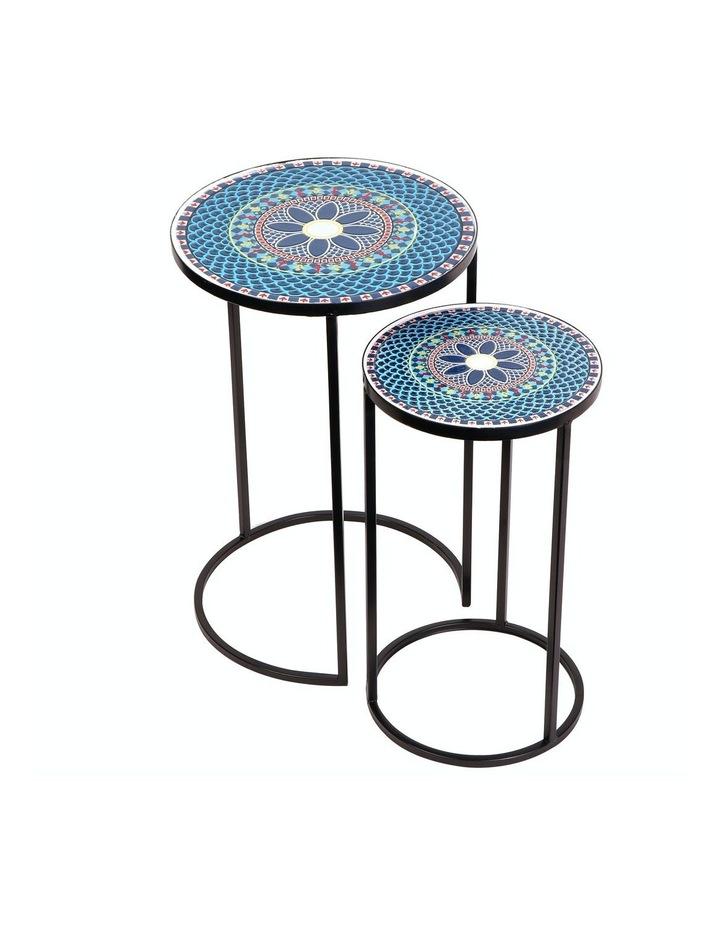 Amalia Mosaic Table Set Of 2 image 1