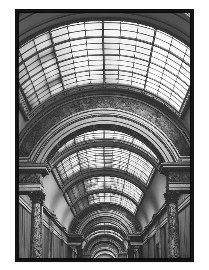 Look Up Ready To Hang Canvas Wall Art 100x140cm image 1