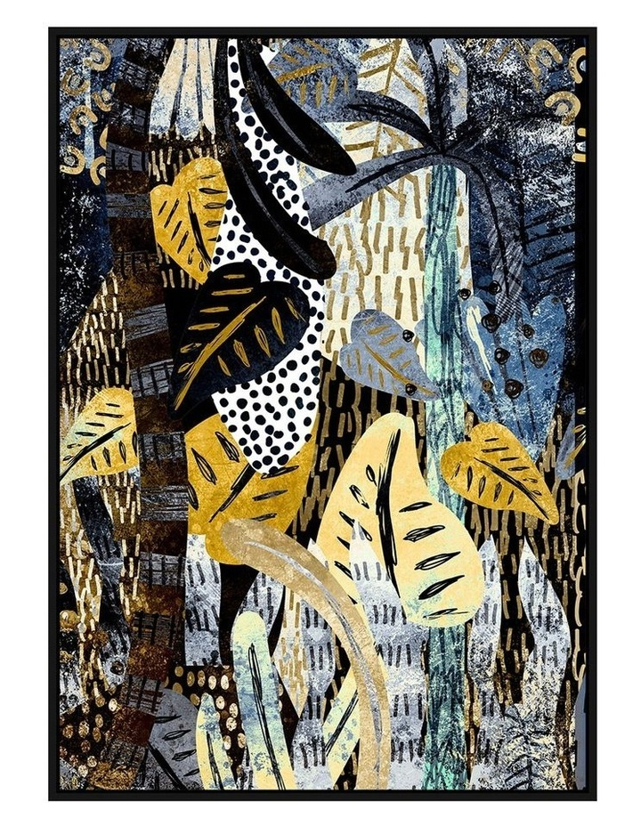 Ready To Hang Forest Nights Wall Art 140x100cm image 1