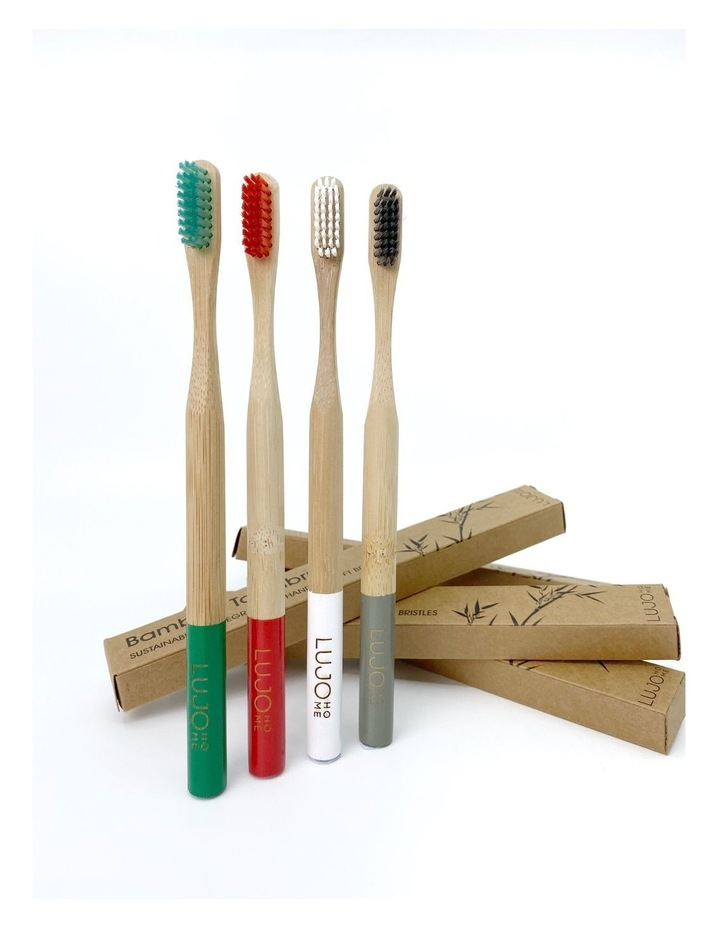 Bamboo toothbrushes image 3