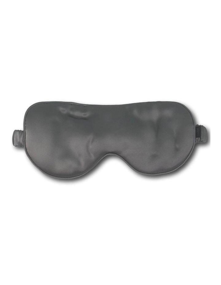 Silk Eye Mask 19 Momme - Adjustable Elastic Strap (no silk cover) image 1