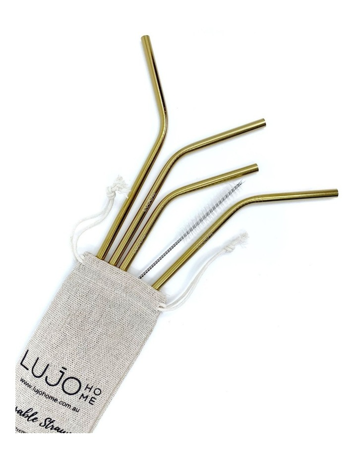 Stainless steel straws image 1