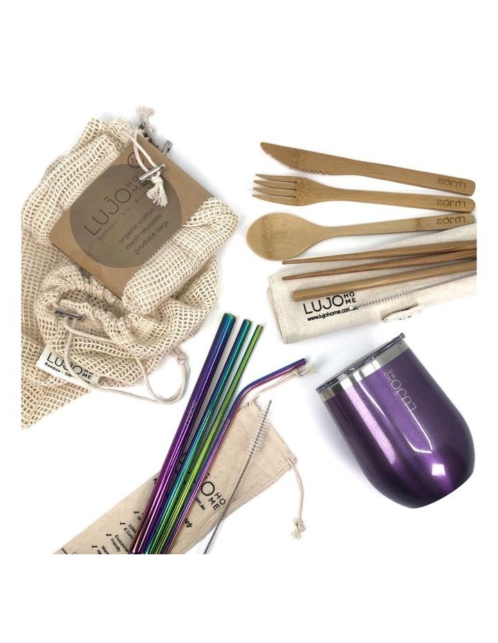 Eco Friendly Product Bundle (360ml Cup) image 1