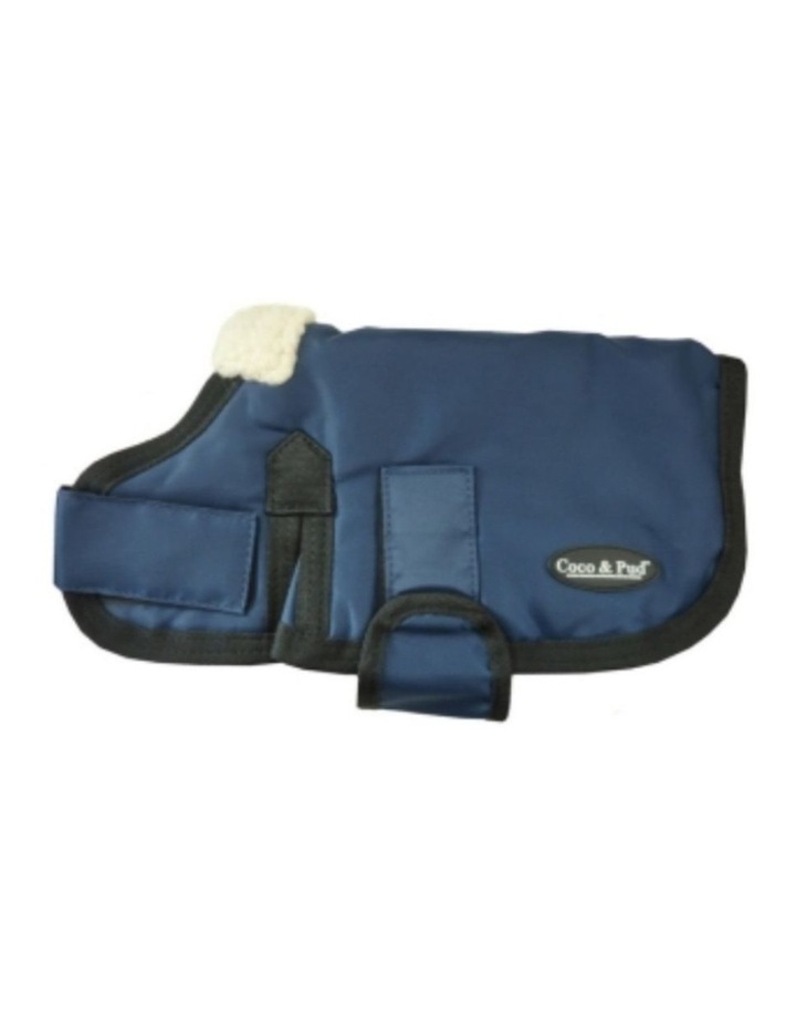 Waterproof Dog Coat 3008 - Navy XL image 1