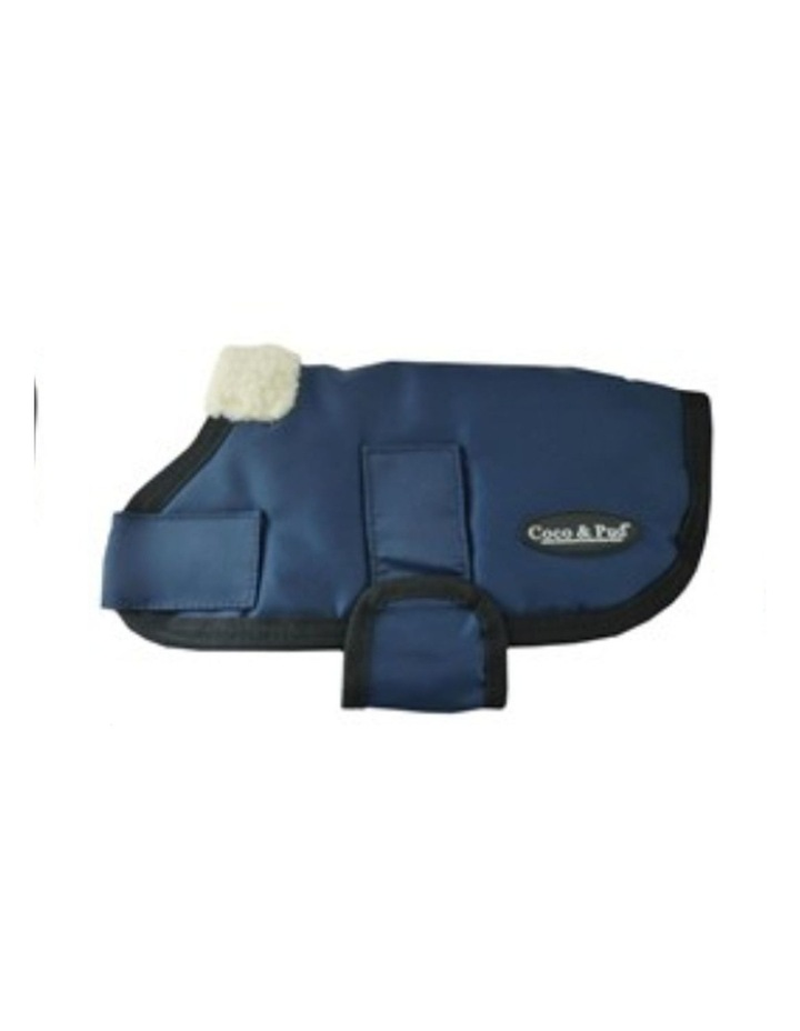 Waterproof Dog Coat 3008 - Navy XL image 2