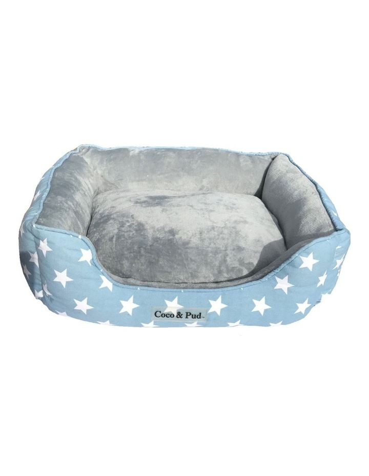Hamptons Luxe Bed - Blue image 1