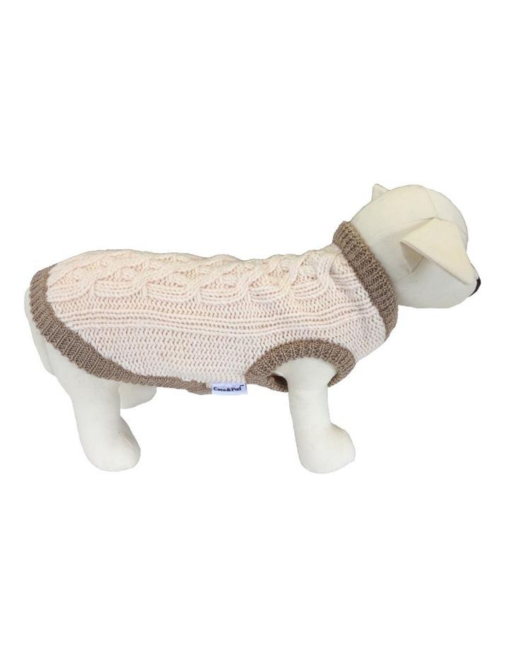 Whitehall Dog Sweater MEDIUM image 1