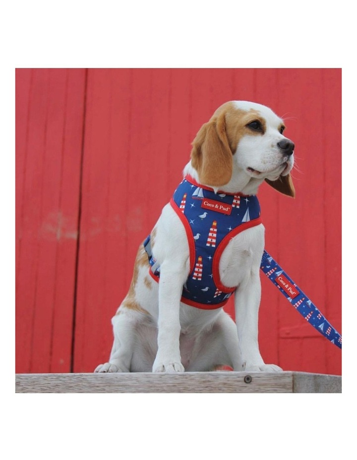 Hamptons Reversible Dog Harness - Large image 5