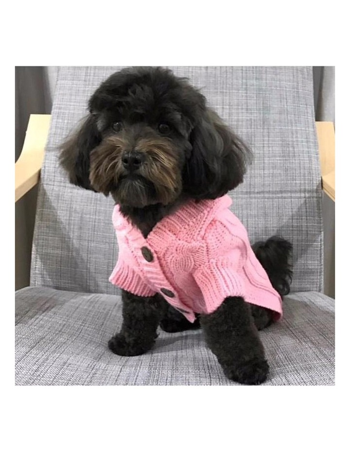Edinburgh Dog Sweater image 2