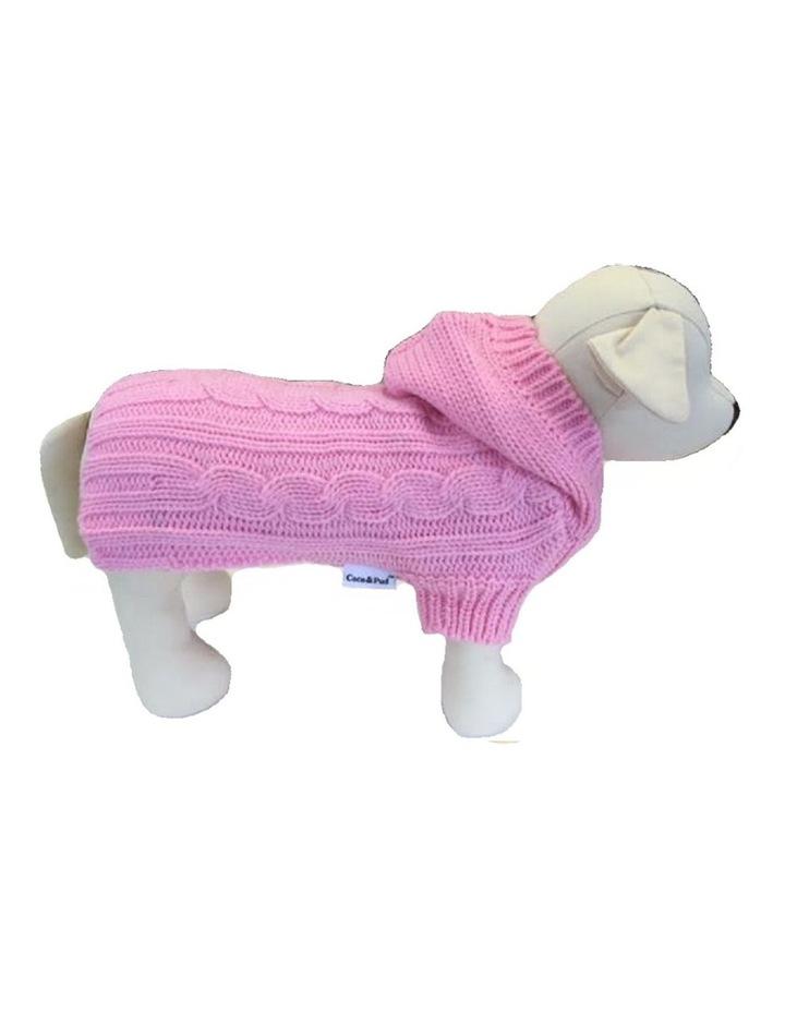 Edinburgh Dog Sweater - Large image 1