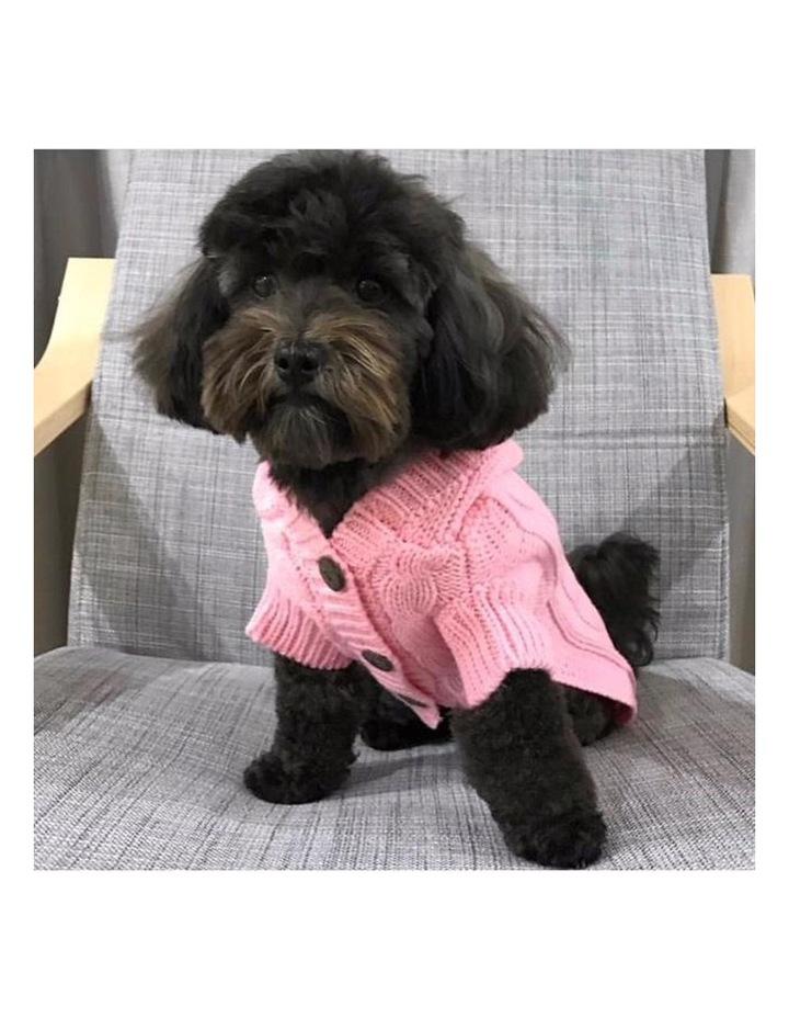 Edinburgh Dog Sweater - Large image 2