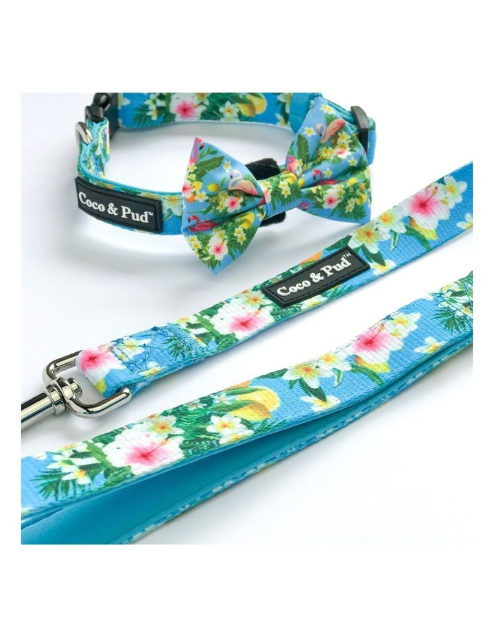 Coco & Pud Flamingo Tropical Dog Harness XS image 2