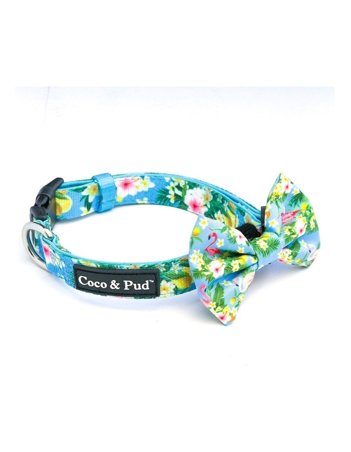 Coco & Pud Flamingo Tropical Dog Harness XS image 4