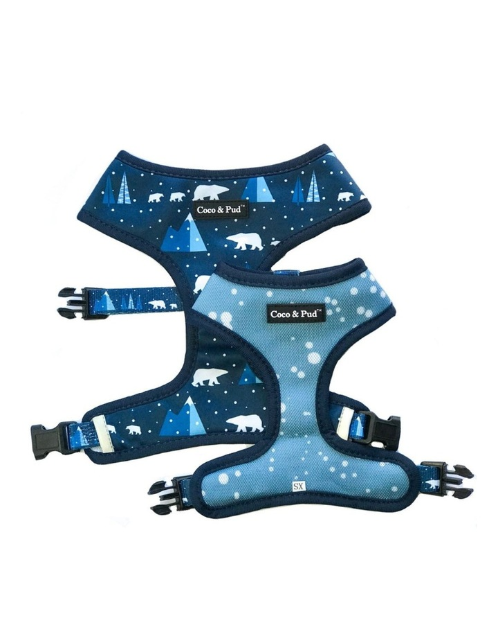 Coco & Pud Arctic Pup Reversible Dog Harness XL image 1