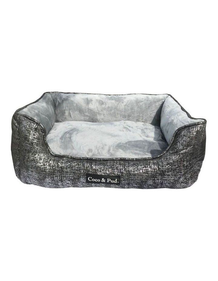 Soho Luxe Lounge Bed - Pewter - Large image 1