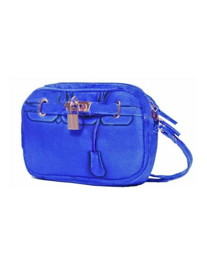 Scarlet Poop Bag Wristlet - Cobalt image 2