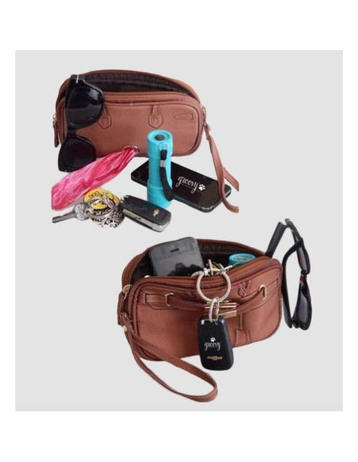 Scarlet Poop Bag Wristlet - Cobalt image 4