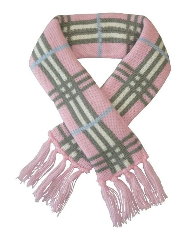 Knightsbridge Pet Scarf - Pink image 1