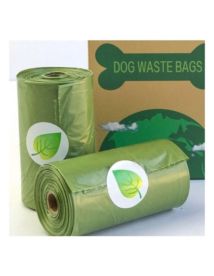 Coco & Pud Flamingo Tropical Waste Bag Holder image 2