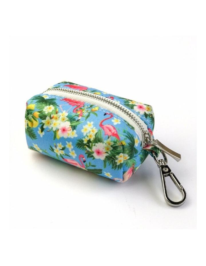 Coco & Pud Flamingo Tropical Waste Bag Holder image 5