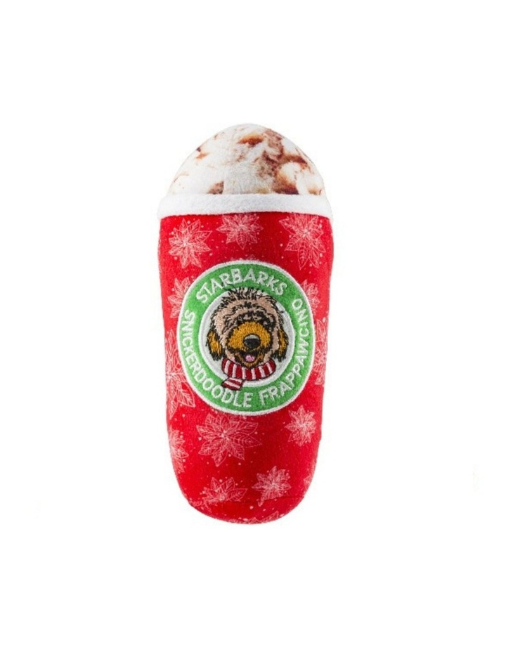 Starbarks Snickerdoodle Frappawcino Dog Toy image 1