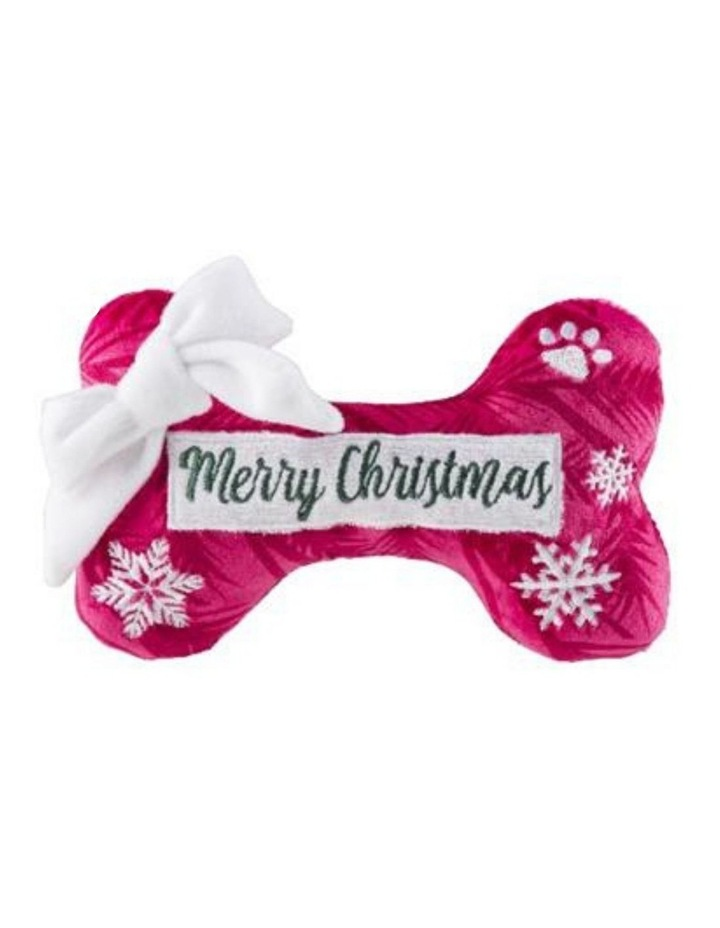 Puppermint Bone - Merry Christmas Dog Toy image 1