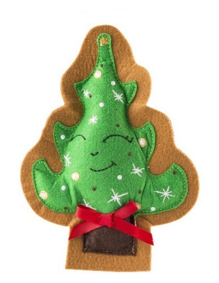 Wagnolia Bakery Christmas Tree Cookie Dog Toy image 4