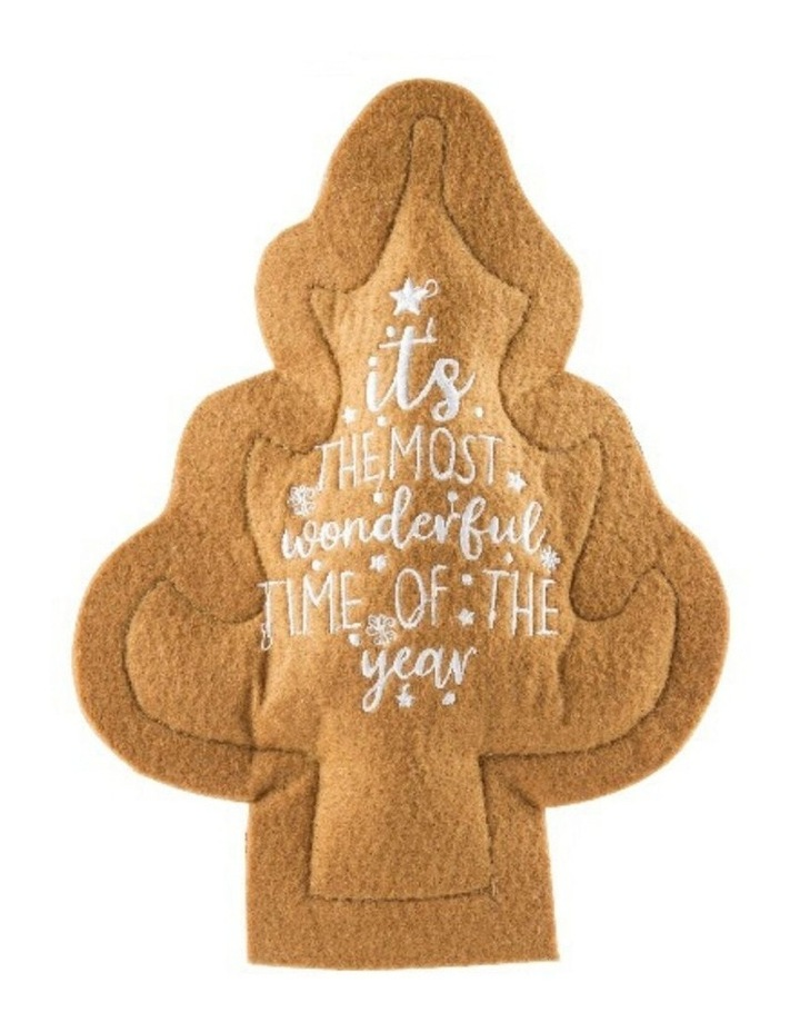 Wagnolia Bakery Christmas Tree Cookie Dog Toy image 5
