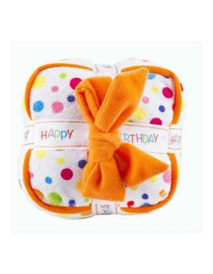 Happy Birthday Gift Box Dog Toy image 2