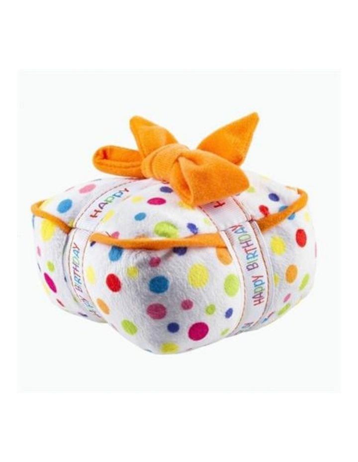 Happy Birthday Gift Box Dog Toy image 3