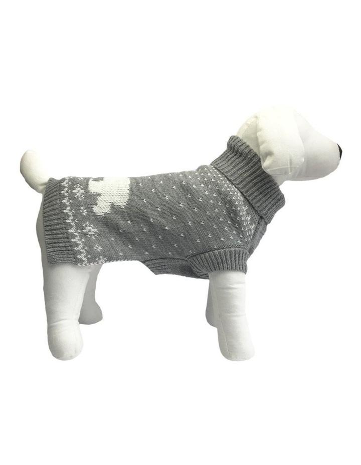 Arctic Pup Dog Sweater image 1