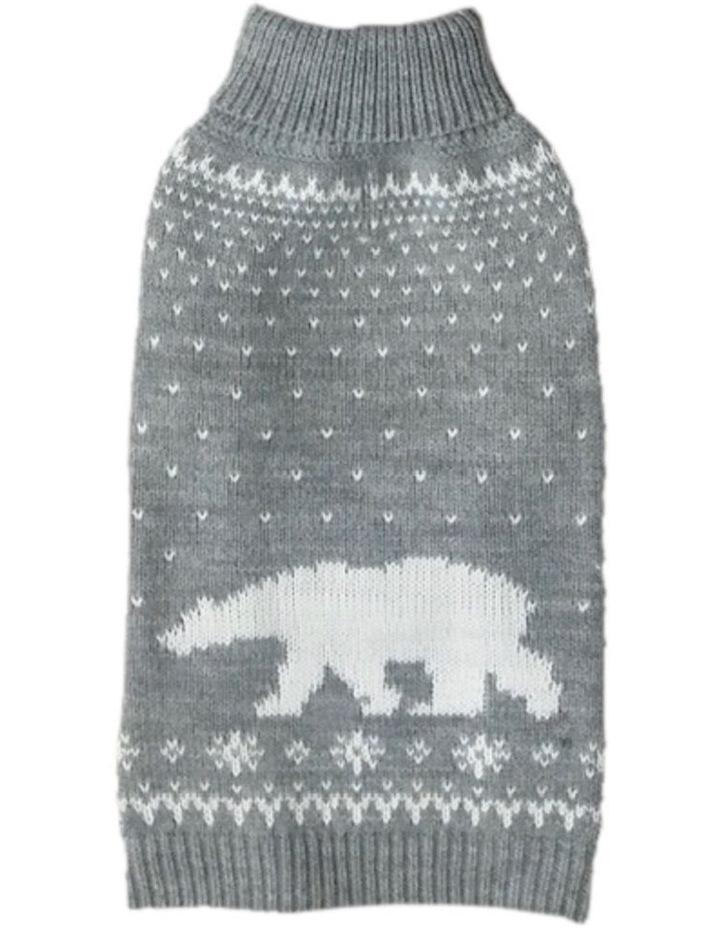 Arctic Pup Dog Sweater image 2