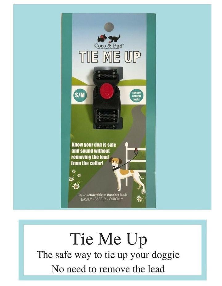 Coco & Pud Tie Me Up - Safety Strap image 2