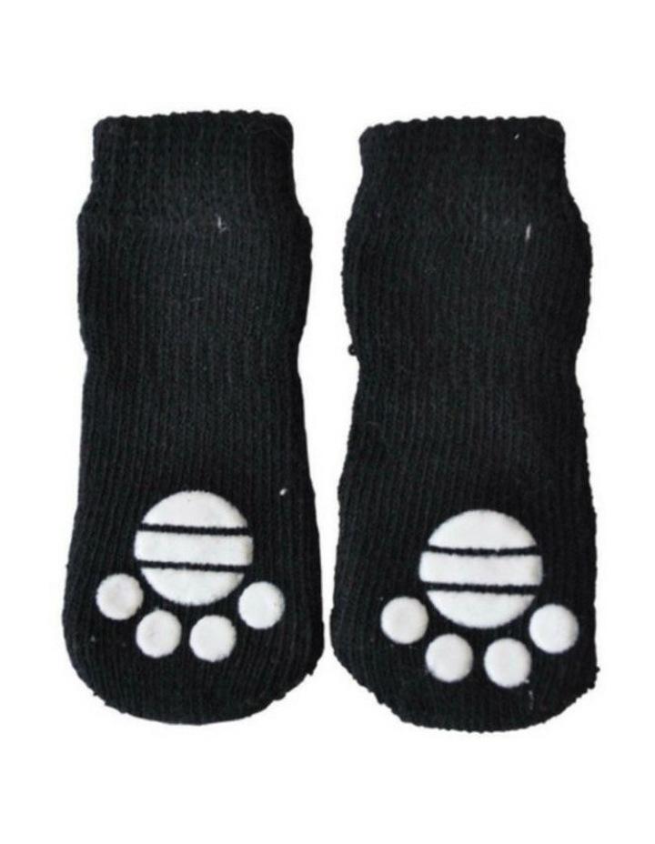 Pet Socks - Black image 1