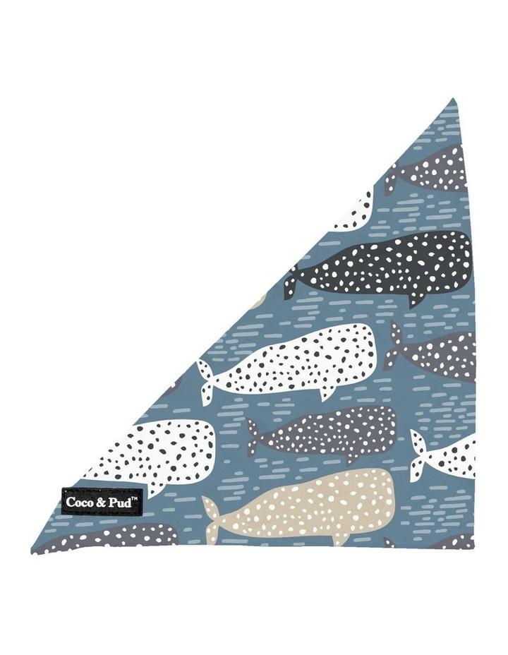 Whale of a Time Dog Bandana image 1