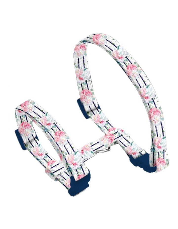 Coco & Pud Floral Blooms Cat Harness image 1