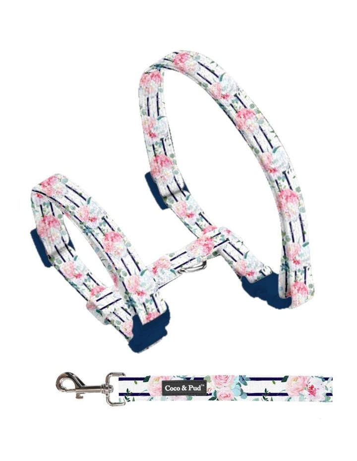 Coco & Pud Floral Blooms Cat Harness image 2