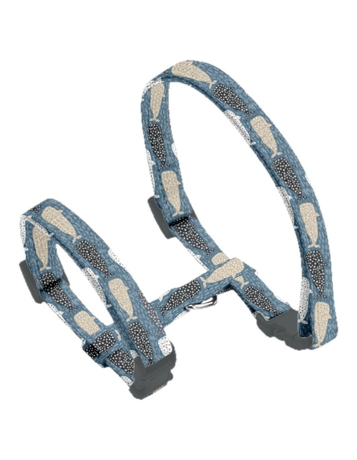 Coco & Pud Whale of a Time Cat Harness image 1