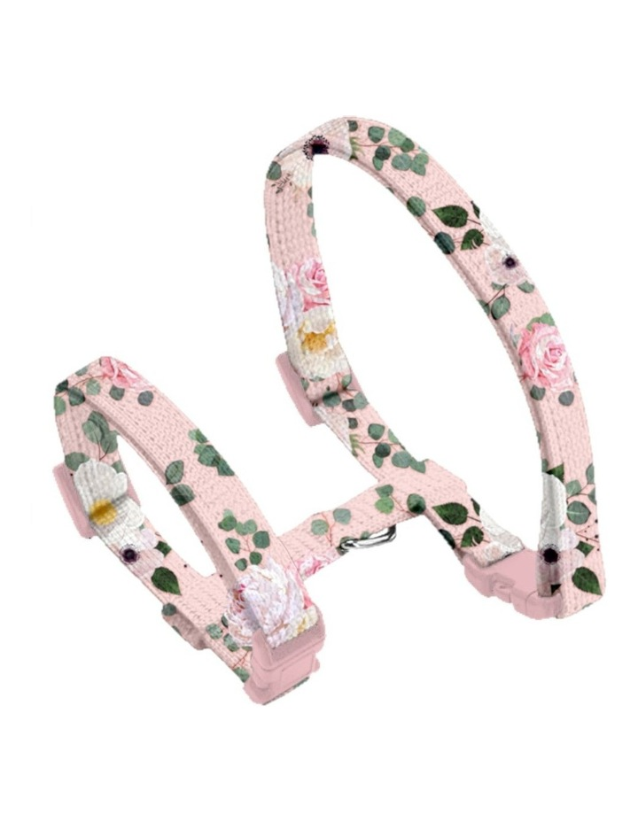 Coco & Pud Provence Rose Cat Harness image 1