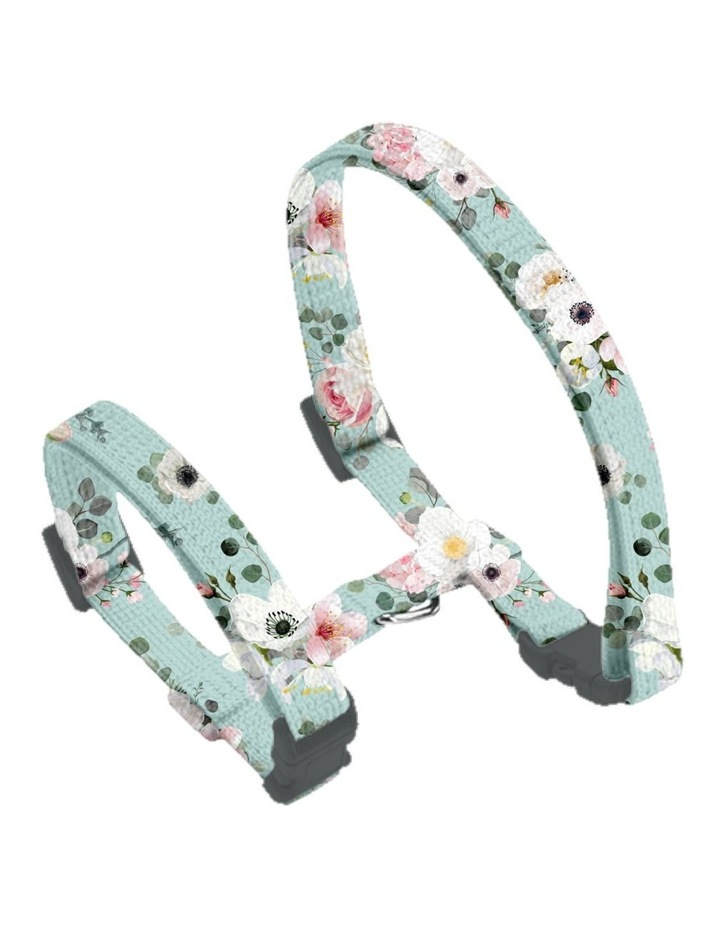 Coco & Pud French Azure Cat Harness & Lead image 1