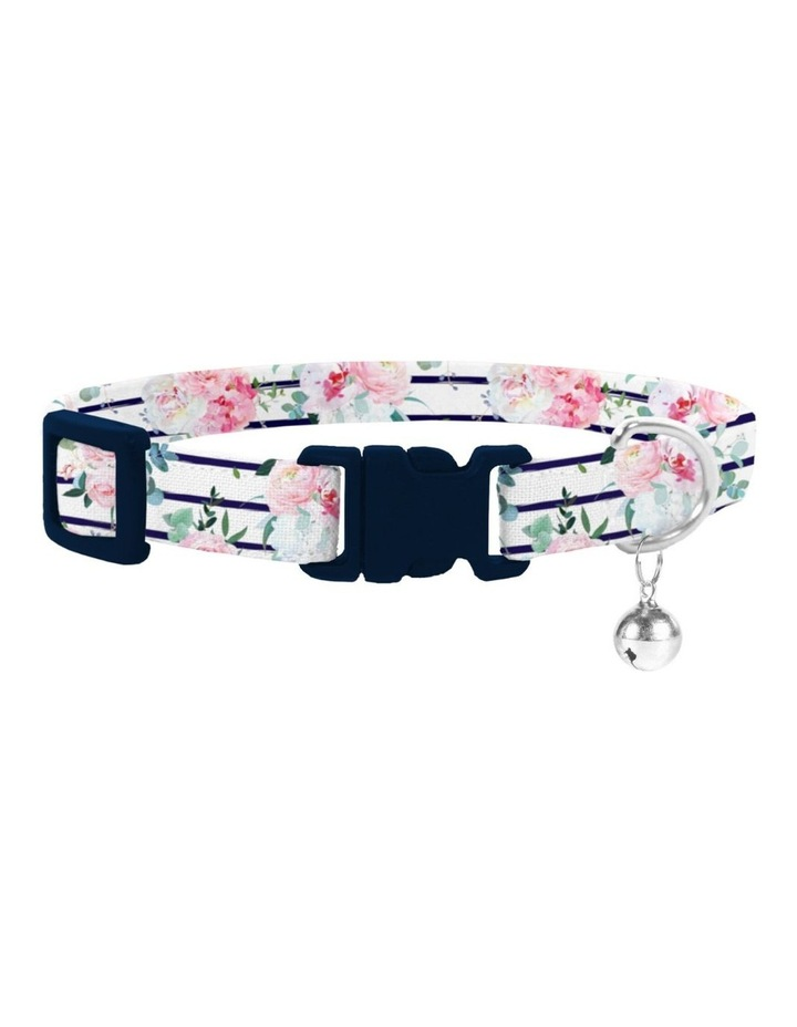 Coco & Pud Floral Blooms Cat Safety Collar image 1