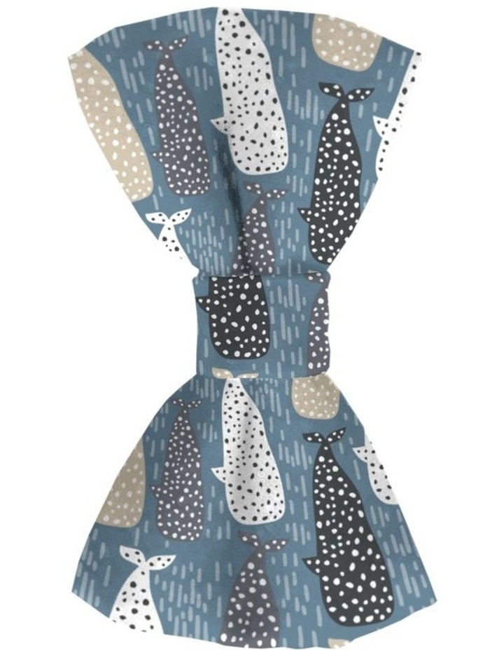 Whale of a Time Cat Bow tie image 1