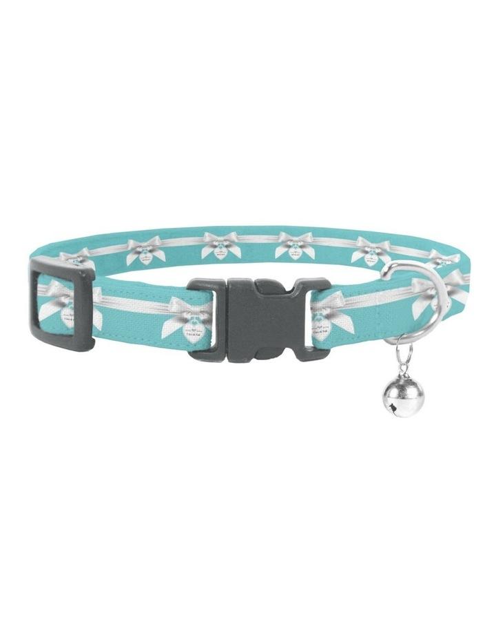 Audrey Cat Safety Collar & Bowtie image 1
