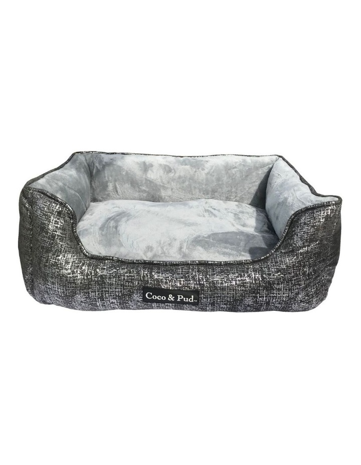 Soho Luxe Lounge Bed - Pewter image 1