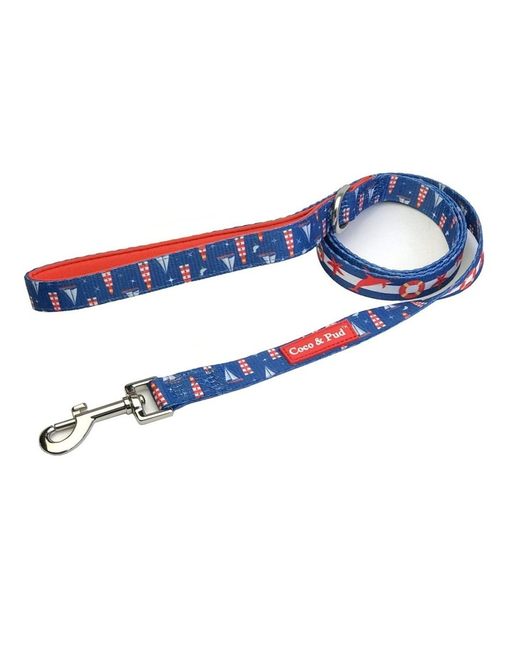 Hamptons Reversible Dog lead/ Leash image 1