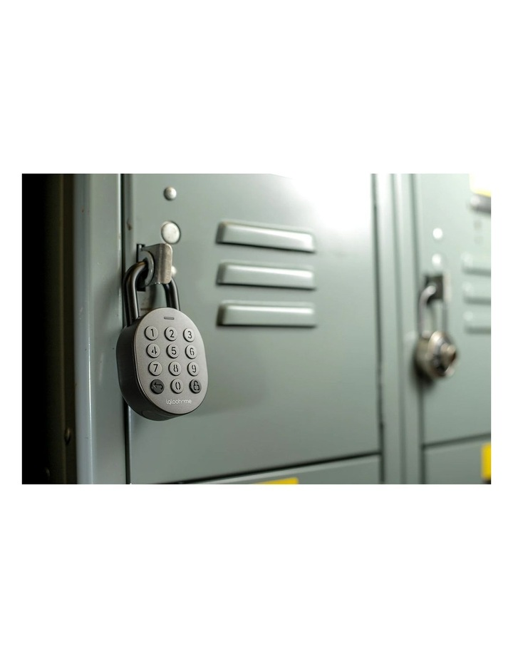 Smart Bluetooth Padlock with Pin Code image 5