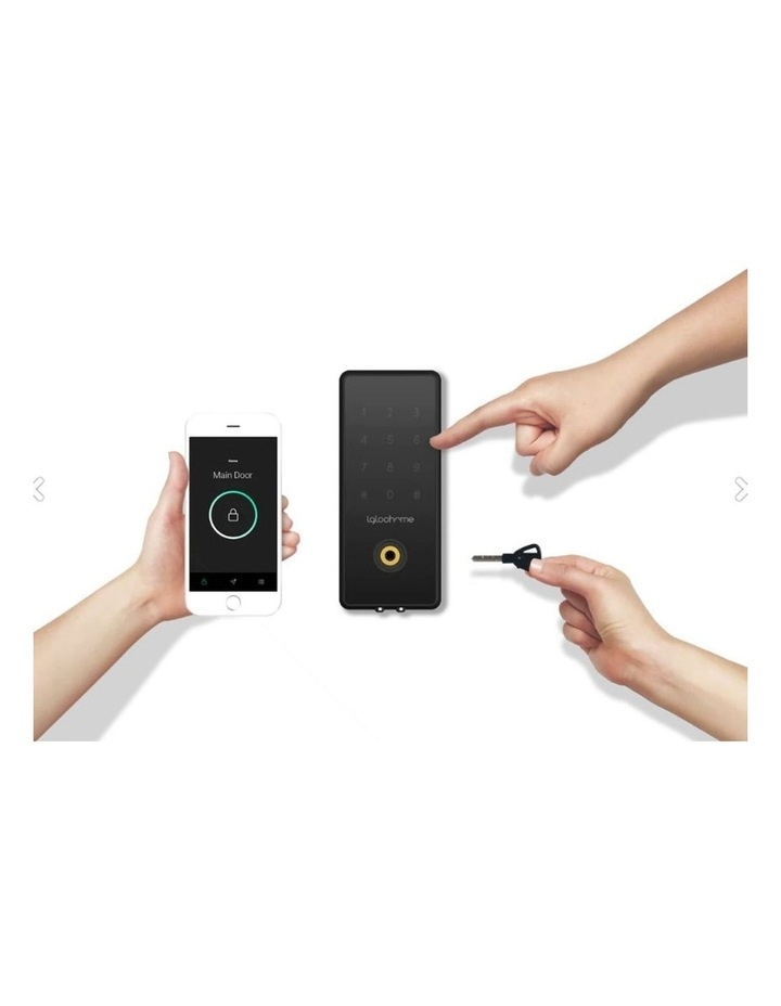 Bluetooth Smart Deadbolt 02S Airbnb integrated image 2