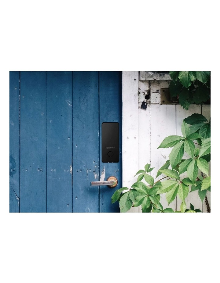 Bluetooth Smart Deadbolt 02S Airbnb integrated image 4