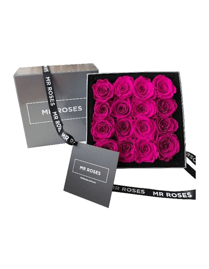 16 Pink Year Long Infinity Roses image 2