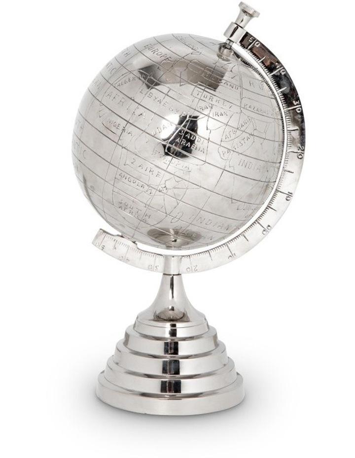 Marine Globe Aluminium Nickel image 1